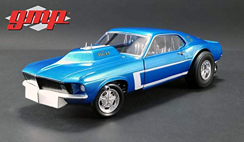 Greenlight GMP 1/18 1969 Ford Mustang Gasser - The Boss GMP-18913