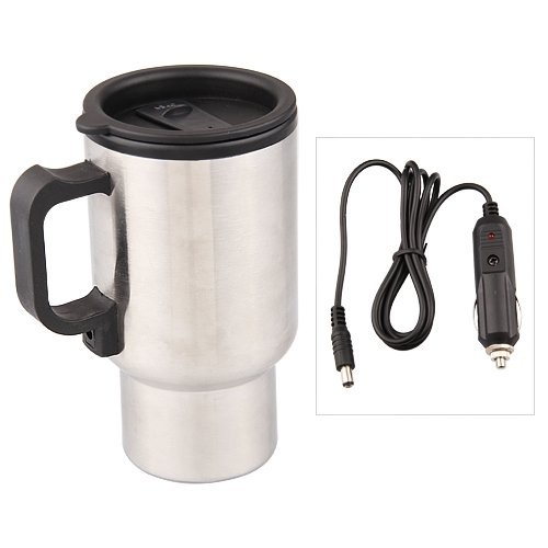 Calentador de agua portatil para coche