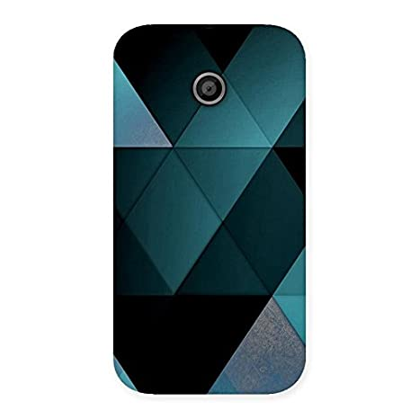 Neo World Cool Abstract Triangles Back Case Cover For