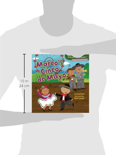 Amazon.com: Marco's Cinco De Mayo (Cloverleaf Books - Holidays and ...