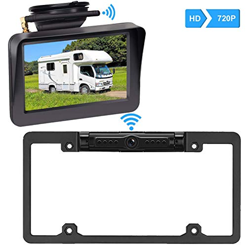 Motorhome High Speed Observation Waterproof Continous product image