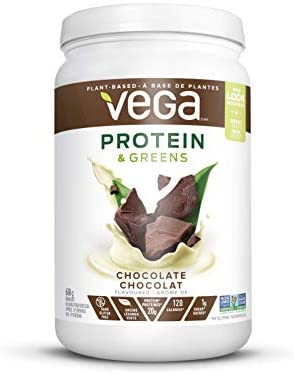 VEGA Protein Greens Chocolate, 618 GR