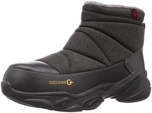 MAPLE ウインターブーツ メンズ 防水 軽量 スノー シューズ ウインター ブーツ レイン アウトドア トレーニング 雪 冬 靴