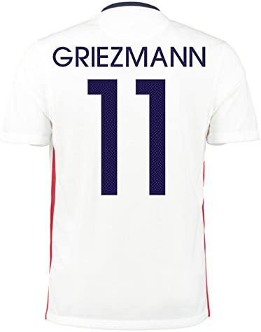 2015 – 2016 Francia Away Nike camiseta de fútbol (niños ...