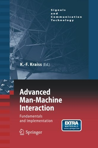 Download Advanced Man-Machine Interaction (Signals and Communication Technology) Pdf