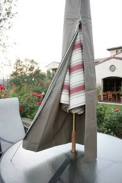 Sawan Shop Patio Umbrella Cover fit 6ft to 11ft umbrellas.W/Zipper. Outdoor Umbrella Cover