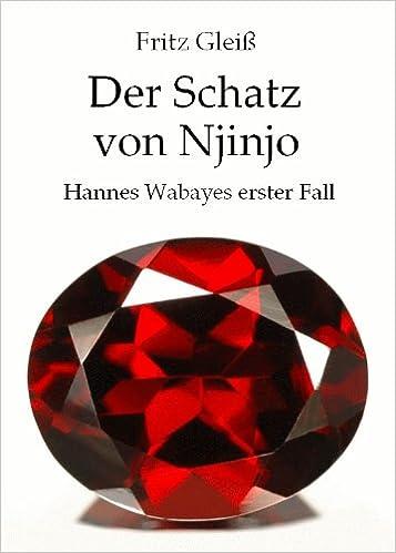 Spansk ebøger download Der Schatz von Njinjo (German Edition) PDF PDB