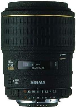 Sigma 105mm F2 8 Ex Dg Makro Objektiv Für Nikon Kamera