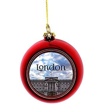 Amazon.com Jacks Outlet Christmas Ornament London England