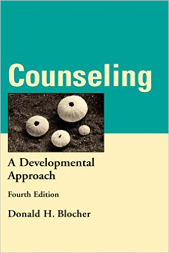 Counseling: A Developmental Approach
