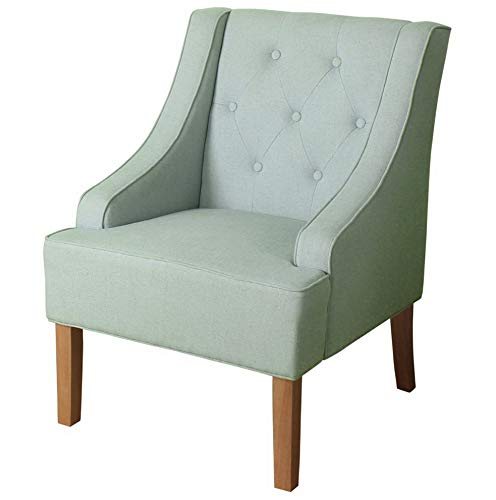 - Hebel Kate Tufted Swoop Arm Accent Chair | Model CCNTCHR - 69 |