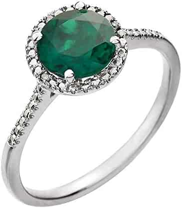 2839071bbb5fb Shopping Emerald - Emerald - Rings - Jewelry - Men - Clothing, Shoes ...