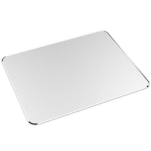 199 opinioni per Tappetino Mouse , Nulaxy Impermeabile Alluminio Gaming Mouse Pad con di Gomma