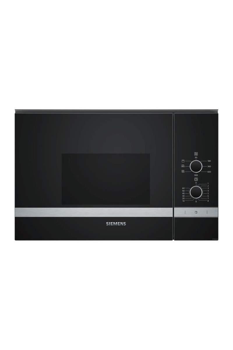 SIEMENS BE550LMR0-Micro ondes grill encastrable inox-20 L-800 W ...