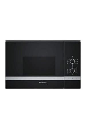 SIEMENS BE550LMR0-Micro ondes grill encastrable inox-20 L-800 W ...