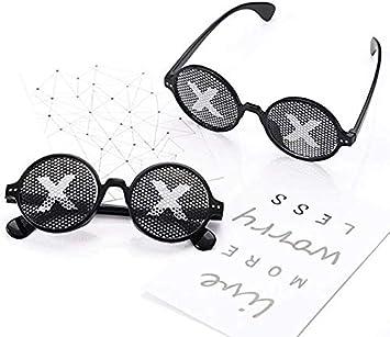 Thug Life Sunglasses Thuglife Glasses for Men Women Kids Photo Props 8 Bit Pixel Mosaic Glass Unisex Sunglass Toy 6 Pack Black