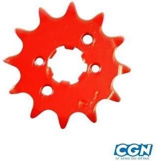 Rouge pignon Moto d15 tunr Compatible avec derbi Senda//gpr//GSM 1999-420 15 DTS