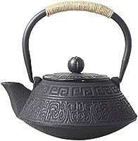 Hwagui - Cast Iron Teapot 02