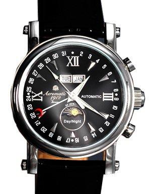 Aeromatic-1912-35-Jewel-Automatic-Calendar-Watch-A1032