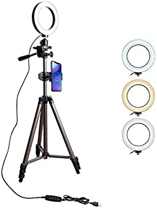 Sweepstakes: Tryone Ring Light Stand – Phone Tripod Stand