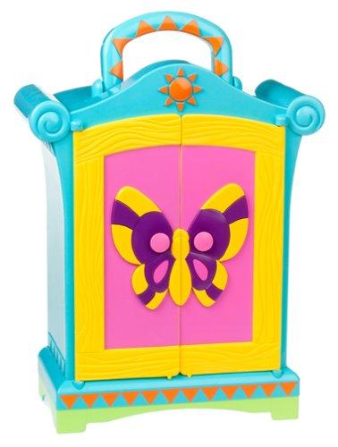 Dora Dress-Up Armoire - Dress Doll Up Dora