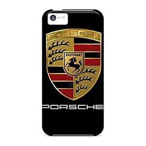 durable cell phone carrying cases stylish Slim iphone 5 / 5s - porsche