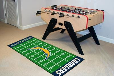 NFL - San Diego Chargers Floor Runner