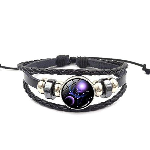 Zodiac Charm Pendant Jewelry - 6