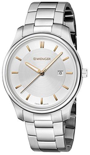 Watch WENGER 01.1441.105 Women Silver
