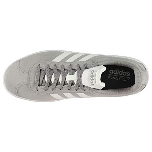 2 Court Homme De Gris Adidas Chaussures Vl Skateboard 0 0E6qWw5