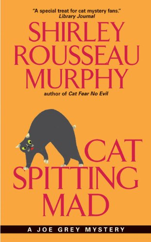 Cat Spitting Mad: A Joe Grey Mystery (Joe Grey Mystery Series)