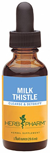 Herb Pharm Milk Thistle Seed Extract for Liver