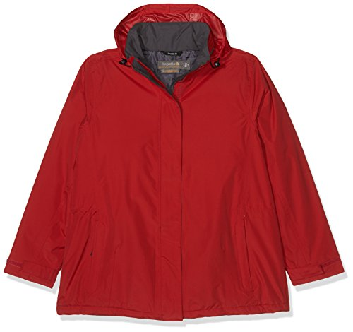 Polyester Insulated Hydra Rojo Mujer Chaqueta Peached Fort Waterproof Beauford Regatta Para qOf1Uf