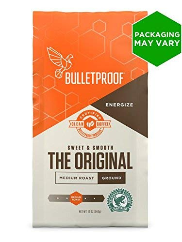 The Original Ground Coffee, Upgraded Coffee Upgrades Your Day (12 Ounces) (Premium pack)