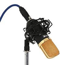 LyxPro LDC-20 Large Diaphragm Cardiooid Condenser Studio Microphone