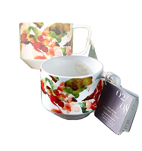 Starbucks Coffee Artisan Series Growing Mug, 12 Fl Oz (011038089)