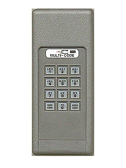 Multicode 4200 300 MHz Keypad by FAS