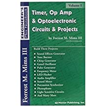 Master Publishing ISBN 0945053290 Book, Timer Op Amp and Optoelectronic Circuits and Projects, Vol. 1 By Forrest Mims