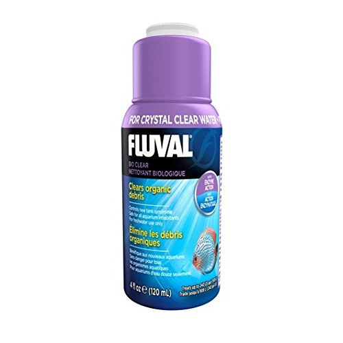 Fluval Clarify Bio for Aquarium Water Treatment, 4-Ounce