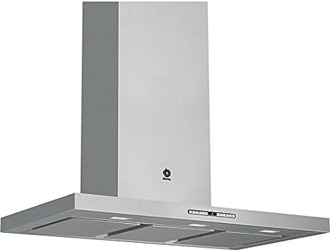 Balay 3BC899XMA - Campana (810 m³/h, Canalizado/Recirculación, B, A, A, 66 dB): Amazon.es: Hogar