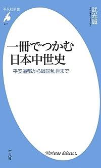一冊でつかむ日本中世史: 平安遷都から戦国乱世まで
