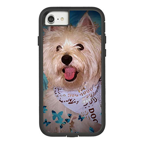 Case Mate Ipod Touch - Zazzle Westie I-pod Touch Case Case-Mate Tough Xtreme iPhone 8/7 Case