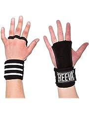 Reeva kangaroo grips - wrist wrap voor Heren en Dames | Handschoenen geschikt voor Crossfit, Krachttraining, Fitness en Bodybuilding
