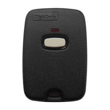 Digicode 310 Mhz 1 Button Key Chain Remote Stanley
