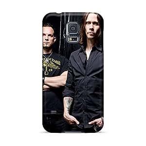 CristinaKlengenberg Samsung Galaxy S5 Excellent Hard Phone Case Customized Beautiful Papa Roach Pictures [WZr13803nOkm]