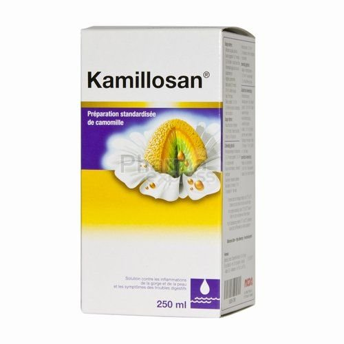 Kamillosan Liquid Chamomile Extract by Kamillosan (250 ml) by Kamillosan