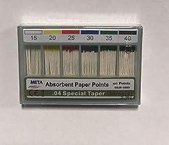 Dental Absorbent Paper Points (.04 Taper...