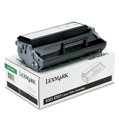 Lexmark LEX12A7405 Laser Cartridge ()