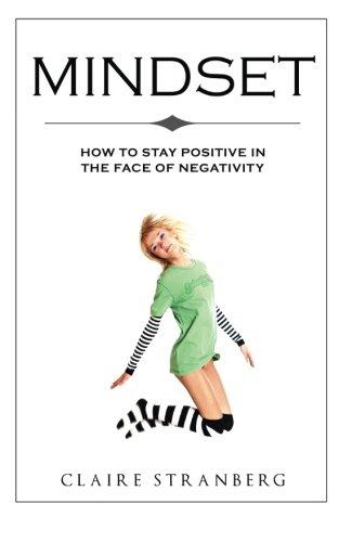 Mindset Stay Positive Face Negativity product image