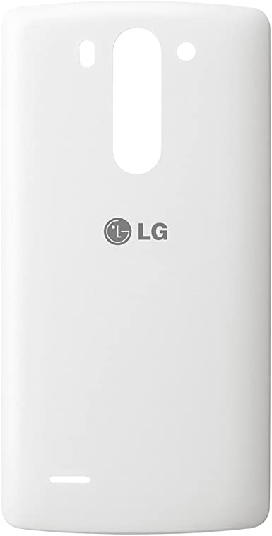 Original LG Batería Tapa White/Blanco para el LG G3 S D722 – sin ...
